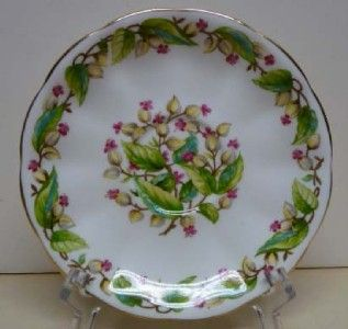 Linden Lea by Roslyn Fine Bone China Cup Saucer England