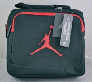 Nike Air Jordan Kids Lunch Box Insulated Lebron Kobe Backpack