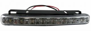 Discovery Evoque Sport Grille Grill 8 LED DRL Turn Signal Light