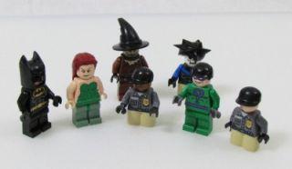 Lego Set 7785 Batman Arkham Asylum
