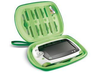 New Green LeapFrog LeapPad Explorer Bundle Learning Tablet with Case