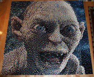 Lego Star Wars House Art 10185 10211 10143 10221 Vader Leia Luke 10225