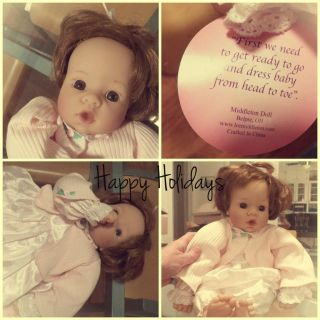 Lee Middletons Originals Dolls Life Lessons Going to Grandmas