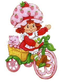 You are bidding on Vintage Strawberry Shortcake dolls   Lem and Ada