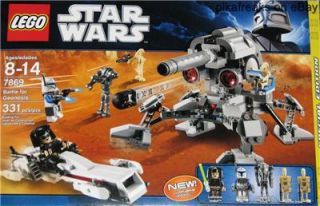 7869 Lego Star Wars Battle for Geonosis Play Set MISB