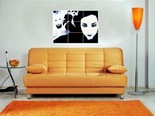 Evanescence Big 35x25Mosaic Big Wall Poster Amy Lee