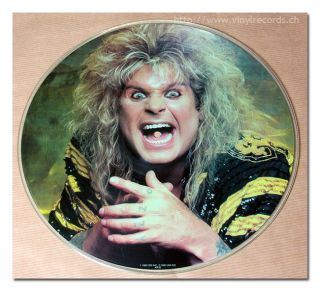Album Back Cover Photo OZZY OSBOURNE   Ultimate Live Ozzy Limited