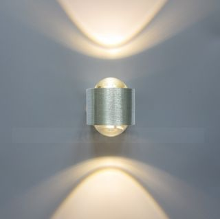 LED Wall Sconces Decor Fixture Lights Hall Porch Lamp Bulb Warm White