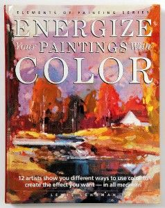 HC Lot Painting How to Books Light Shade Energize with Color Look 3