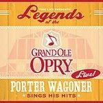 Cent CD Porter Wagoner Legends Grand Ole Opry Seal