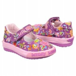 Lelli Kelly Angel Baby Dolly LK9415 Purple Mary Janes Liliac New Sizes