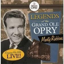 CENT CD: Marty Robbins Legends Of The Grand Ole Opry   Singing His