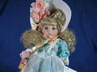 Cherish Marie Osmond Doll 1992 Miracle Children 9 1 2