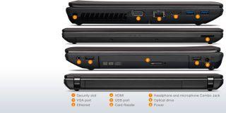 Lenovo IdeaPad G480 14Intel Dual Core 500GB 2GB DVD HDMI USB3 0
