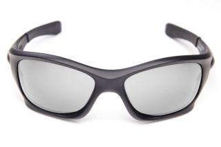 Smoke Grey Replacement Lenses for Oakley Pit Bull Sunglasses