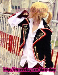 Vocaloid Len Cosplay Wig Costume
