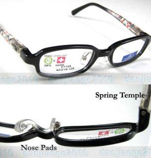 Cute Durable Kids Children Eyeglasses Frames Spectacles Glasses Spring