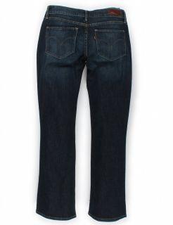 Levis Indigo Bold Curve Skinny Boot Jeans Sz 28