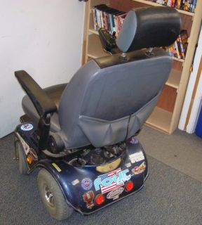 Liberty 512 Rear Driven Electric Power Chair Electric Wheelchair Used