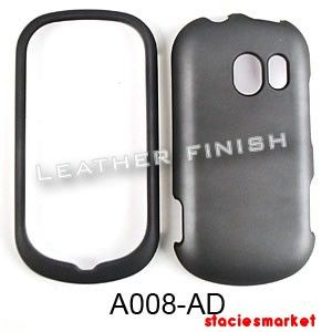 Cell Phone Case Cover for LG Exraver VN271 Mealic Gray Non Slip