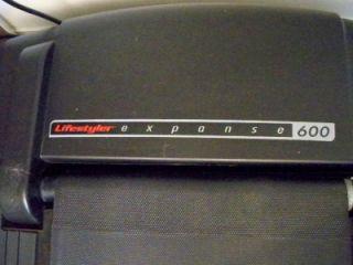 Lifestyler Expanse 600 Treadmill