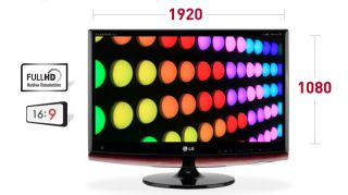 LG Flatron MX2762 27 Full HD LCD Monitor HD TV HDMI