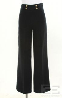 Tahari Arthur s Levine 2pc Navy Blue Jacket Pants Suit Size 2P