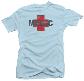 Medic Combat Paramedic Army Military New EMT T Shirt