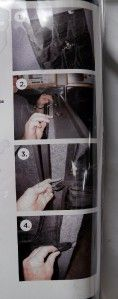 Liberty Gun Safe Accessory Door Panel 18 x 49 Model 10585 Easy Install