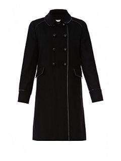 Kookai Double breasted coat Black