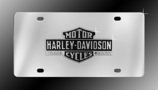 Harley Davidson Vanity Front License Plate Plates