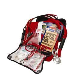 AAA Lifeline Road Emergencey Kit First Aid Premium Traveler Kit 102 PC