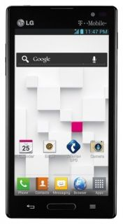 Brand New T Mobile LG Optimus L9 P769 Black Smartphone