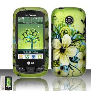 Cell Phone Cover Case for LG VN270 Cosmos Touch (MetroPCS,US Cellular
