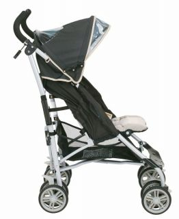Graco IPO Lighweigh Compac Folding Baby Sroller Plainum 6C00PI