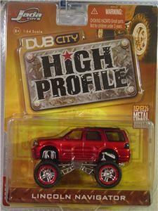 Lincoln Navigator Jada Dub City High Profile 1 64