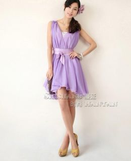 2012 Hot Woman Wedding Dress Korean Princess Style Chiffon Shirt Beach