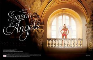 Victorias Secret Christmas 2012 Candice Swanepoel Doutzen Kroes
