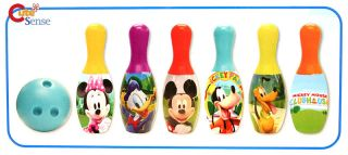 Disney Mickey Mouse Friends Kids Bowling Set Kids Sports Kit