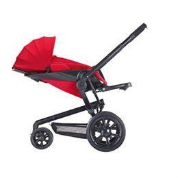 2012 Quinny Moodd Auto Fold Lightweight Baby Stroller CV078BIK