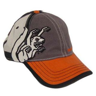 Mongoose Bike BMX Youth Kids Baseball BB Hat Cap Orange