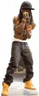 Lil Wayne Lifesize Cardoard Standup Poster 1123