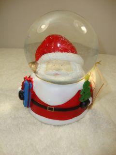 Bernard Klaus Collection Santa Claus Snow Globe Limited Edition