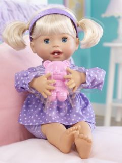 Little Mommy My Very Real Baby Doll Ages 3 and Up New