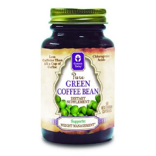 100 Pure Genesis Today Green Coffee Bean Extract 4 Weight Loss Seen on