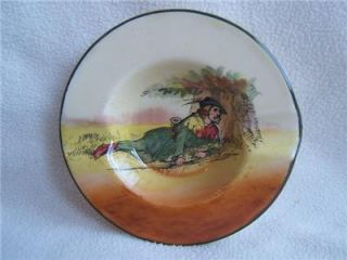 Royal Doulton Series Ware Robin Hood in Ambush Ashtray