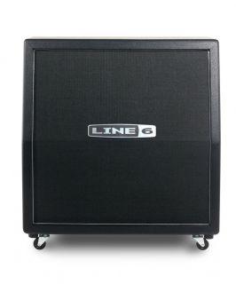 Line 6 4x12 Stereo Mono Slant Speaker Cabinet