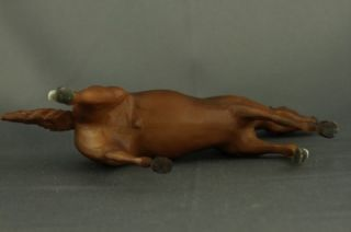 Plastic Toy Little Bits Breyer Reeves Horse Thoroughbred Stallion