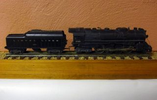 This listing is for a very nice Vintage Lionel Trains Steam Engine