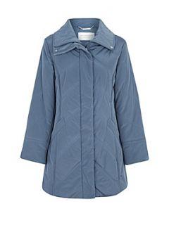 Windsmoor Steel Blue Quilted Coat Blue